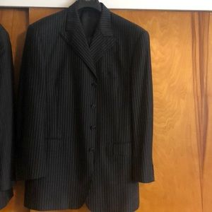 Other - Black Pin stripe suit